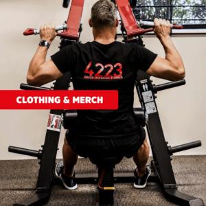 Clothing & Merch