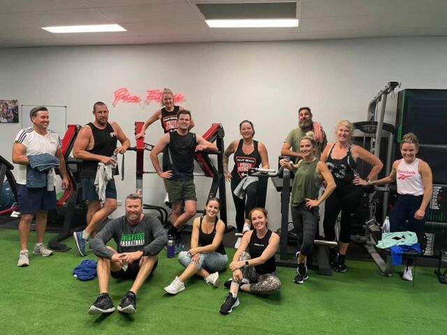 So PUMPED for another week of training with all our Price Fitness Legends 💯  TIME TO DOMINATE 😁  Be part of our family 👉 www.pricefitness.com.au